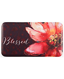 "Home Dynamix David Burke Premier ""Blessed"" Cushioned Anti-Fatigue Kitchen Mat"
