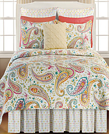 Adalynn King 3 Piece Quilt Set