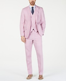 Lauren Ralph Lauren Men's Classic-Fit Linen Suit Separates