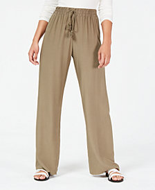 Be Bop Juniors' Wide-Leg Soft Pants
