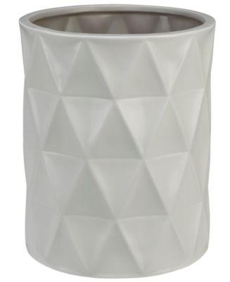 Triangles Wastebasket