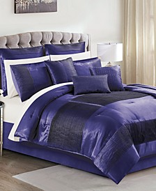 CLOSEOUT! Kellen 14-Pc. Comforter Sets