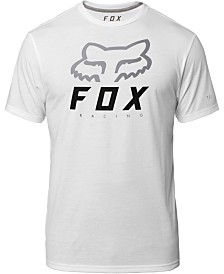 Fox Men's Heritage Forger Logo Graphic T-Shirt