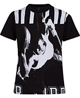 e39b8de5cfc1ef Jordan Big Boys Jumpman Photo Graphic Cotton T-Shirt