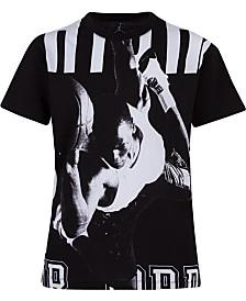 Jordan Big Boys Jumpman Photo Graphic Cotton T-Shirt