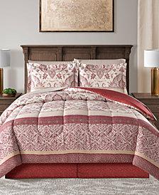 Delaney Reversible 8-Pc. Comforter Sets