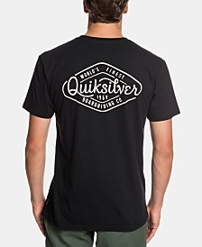 Quiksilver Men's Finest Graphic T-Shirt