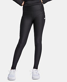 Nike Big Girls Stirrups Training Tights