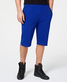 Sean John Men's Ottoman Knit Shorts