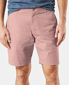 "Dockers Men's DuraFlex Lite Straight-Fit Stretch Moisture-Wicking 9"" Chino Shorts"