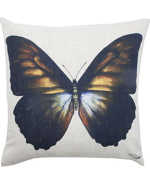 Ren Wil Butterfly Pillow