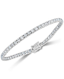Diamond (2 ct. t.w.) Tennis Bracelet in 14k White Gold