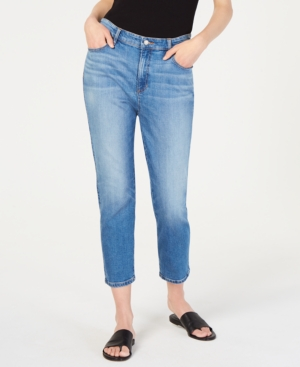 Eileen Fisher Jeans CROPPED SKINNY JEANS