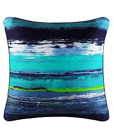 "J by J Queen Cordoba 18"" Square Decorative Pillow"