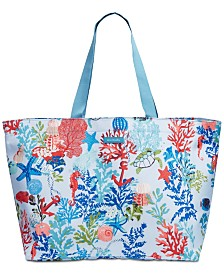 Vera Bradley Lighten Up Family Beach Tote