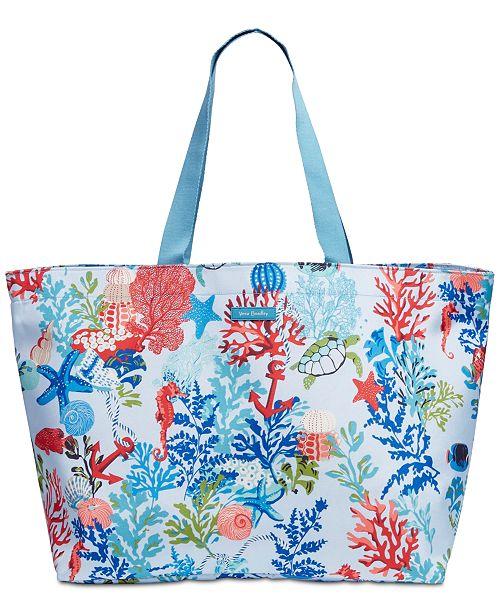 6e16338d386a2 Vera Bradley Lighten Up Family Beach Tote   Reviews - Handbags ...