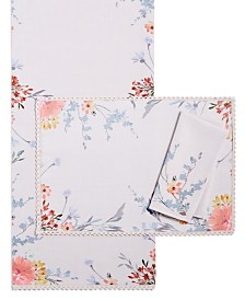 Bardwil Le Jardin Table Linens Collection