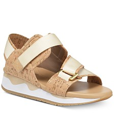 Donald J Pliner Sarra Wedge Sandals