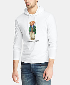 Polo Ralph Lauren Men's Polo Bear Cotton Hoodie