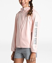 8169f7b48 The North Face Big Girls Youth Flurry Wind Hoodie