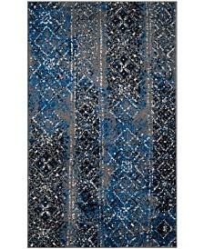 Safavieh Adirondack Silver and Multi 3' x 5' Area Rug