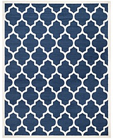 Amherst 420 Navy and Beige Area Rug Collection