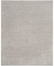 Carnegie Light Grey and Cream Area Rug Collection