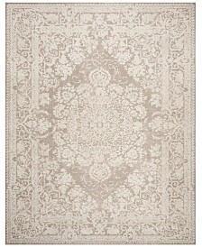 Safavieh Reflection Beige and Cream 8' x 10' Area Rug