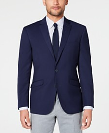 Kenneth Cole Reaction Men's Slim-Fit Stretch Textured Sport Coat