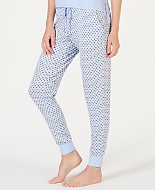 Alfani Ultra Soft Printed Joggers, Created for Macy's