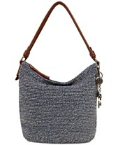 8436b9060912 The Sak Sequoia Crochet Hobo