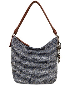 1c9b4b438791 The Sak Sequoia Crochet Hobo