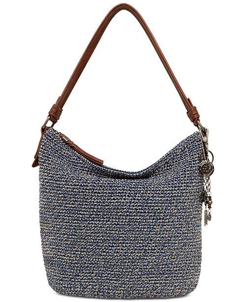 The Sak Sequoia Crochet Hobo Reviews Handbags Accessories Macys