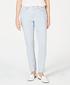 Bristol Tummy-Control Skinny Ankle Jeans Created for Macy's
