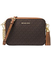 5faabaaeb66a Michael Kors Messenger Bags and Crossbody Bags - Macy s
