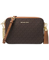 6c40c04afaaea3 Michael Kors Messenger Bags and Crossbody Bags - Macy's
