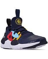 cheap for discount 806d7 eef5a Nike Boys  Huarache E.D.G.E Casual Sneakers from Finish Line