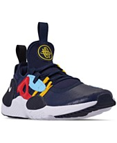 cheap for discount e9bb4 28a02 Nike Boys  Huarache E.D.G.E Casual Sneakers from Finish Line