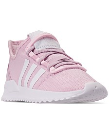 adidas Little Girls' U_Path Run Athletic Sneakers from Finish Line