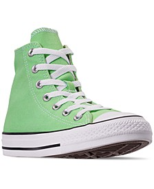 Unisex Chuck Taylor All Star High Top Casual Sneakers from Finish Line