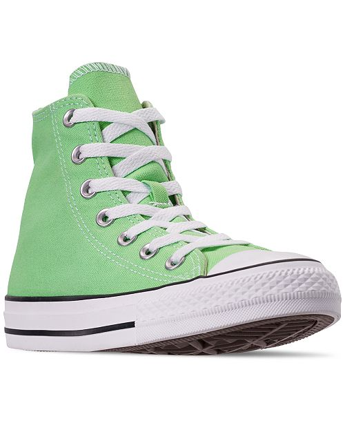 save off d802f 12bed Unisex Chuck Taylor All Star High Top Casual Sneakers from Finish Line