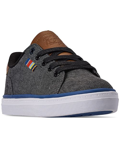 Original Penguin Little Boys' Daxon Casual Sneakers from Finish Line