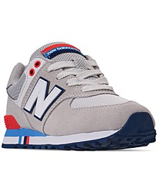 Little Boys' 574 Casual Sneakers from Finish Line