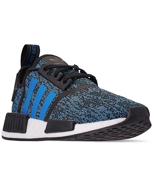 new styles 3f6bb 131bb adidas Boys' NMD Casual Sneakers from Finish Line ...