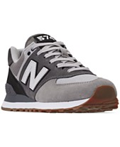 a9005b066c6d43 New Balance Men s 574 Military Patch Casual Sneakers from Finish Line