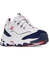 0d797fe6ea40 Skechers Women s D Lites Walking Sneakers from Finish Line