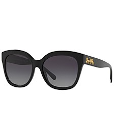 Polarized Sunglasses, HC8264 56 L1083