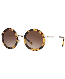 Miu Miu Sunglasses, MU 59US 48