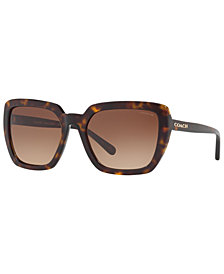 COACH Sunglasses, HC8217 57 L1654