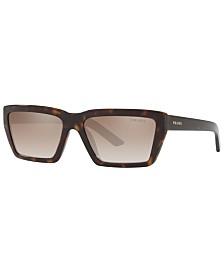 Prada Sunglasses, PR 04VS 57